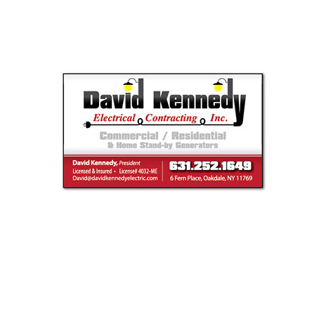 Professional business card design in long island new york business card design reheart Choice Image