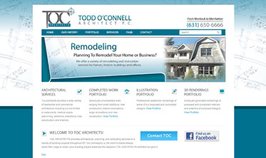 Professional Website Design In Suffolk County Long Island New York